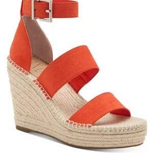 INC Wedge Sandals...size 9.5